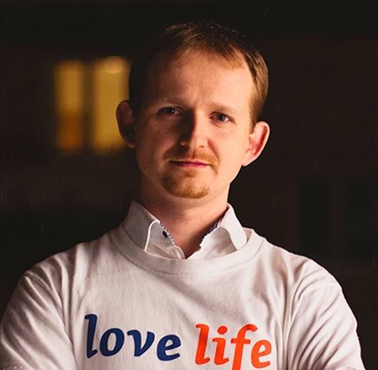 Tomáš Kováčik, predseda o.z. Asociácia za život a rodinu