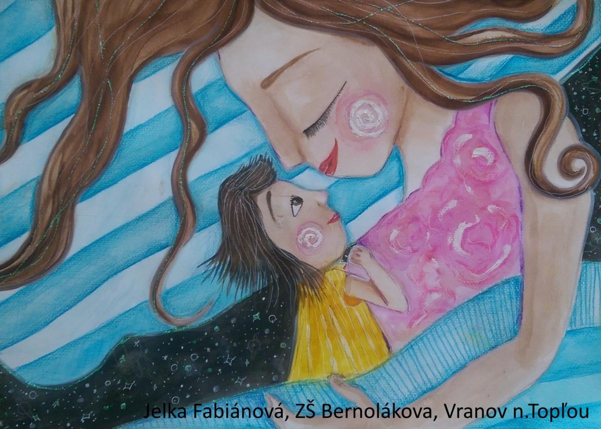 0021-fabianova-mama je stred vesmiru